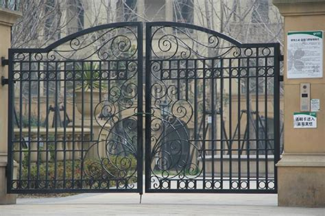 new gate design house new latest house iron factory main gate designs fg g01 fugui china manufacturer