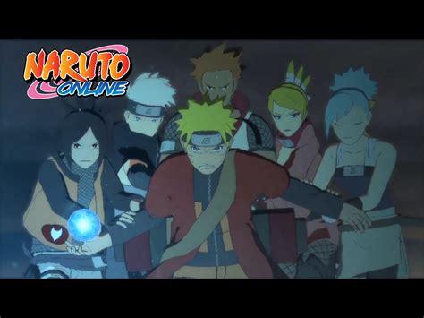 naruto online official naruto mmorpg game