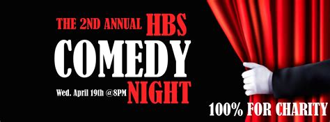 Mba Stands For Joke by Hbs Comedy Stand Up Comedy For Charity The Harbus