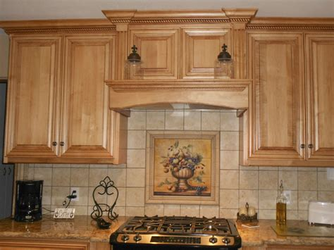 decorative tile backsplash kitchen tile ideas fruit