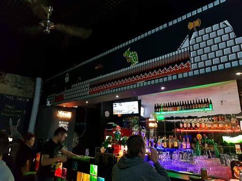 cybermachina game pub krakow poland