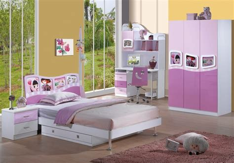 Kids Bedroom Furniture Set children kids bedroom furniture set sofa bed wall unit