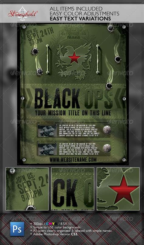 military templates for photoshop 140 best images about vintage flyers on pinterest adobe
