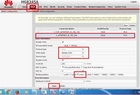 Modem Huawei Indihome cara konfigurasi modem huawei hg8245a indihome speedy alva jr