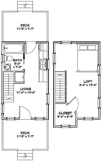 tiny houses  floor plans  sq ft  sq