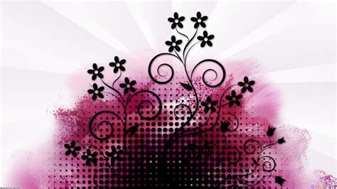 Cool Girly Wallpapers - WallpaperSafari Unique Girly Backgrounds