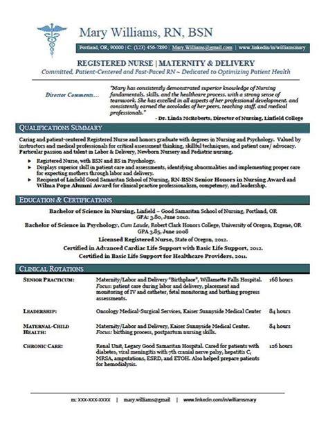 new graduate registered resume exles best 20 nursing resume template ideas on