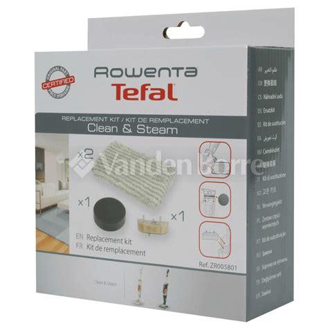 rowenta clean steam acc kit chez vanden borre comparez et achetez facilement