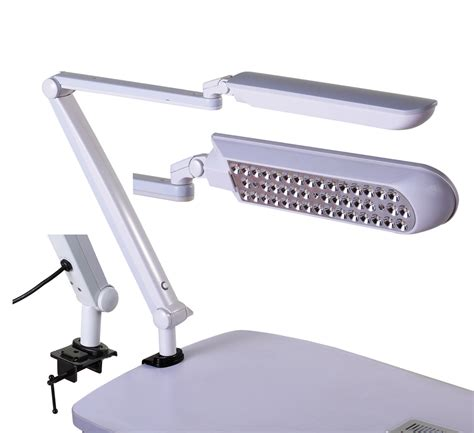 manicure desk with light manicure table l led nailery australia nail