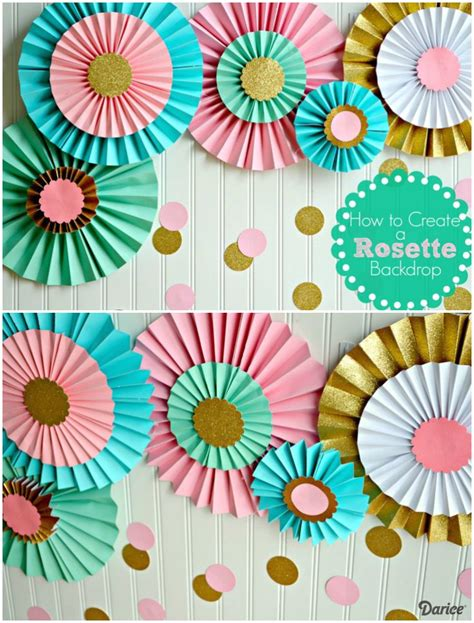 Paper Decorations How To Make - best 25 paper decorations ideas on flowers