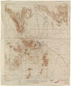 topo maps arizona arizona historical topographic maps perry casta 241 eda map