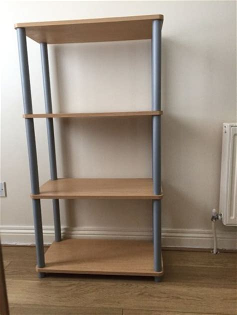 Shelving Units For Sale Beech Shelving Unit For Sale In Blanchardstown Dublin