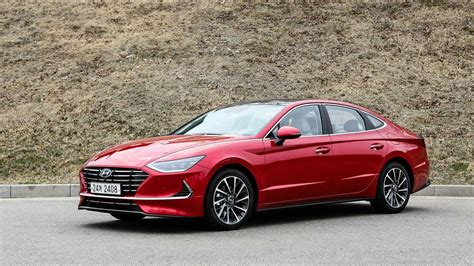 2020 Hyundai Sonata Build by Brand New 8th Generation Sonata From Hyundai 2020