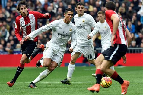 real madrid  athletic bilbao  score highlights