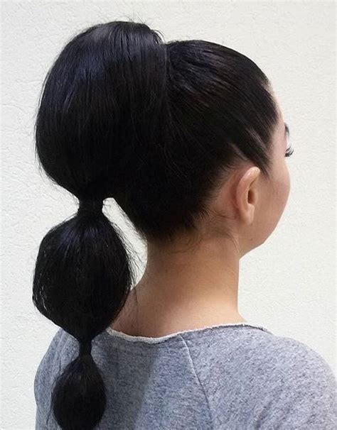easy everyday hairstyles with ponytails 20 everyday ponytail hairstyles simple easy ponytails 2017