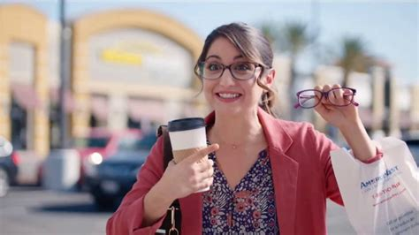 top commercial actresses america s best contacts and eyeglasses tv commercials