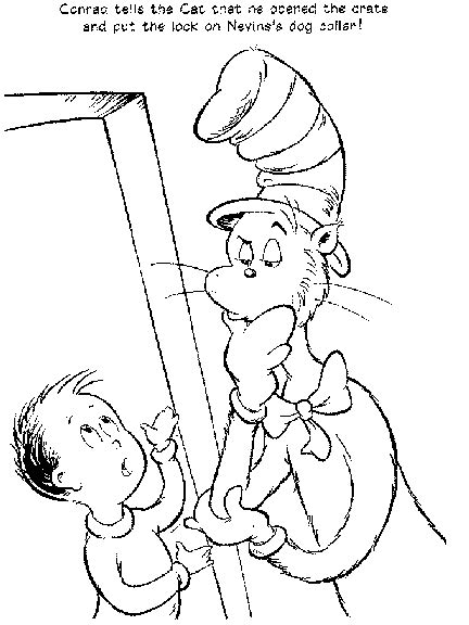 dr seuss coloring pages fish dr seuss fish free colouring pages