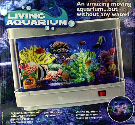 aquarium l fish mirror frame moving picture living fish aquarium moving motion artificial tropical
