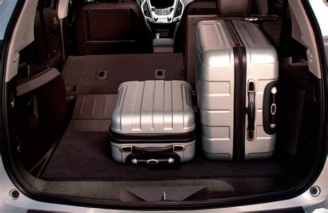 Gmc Terrain Interior Space by Engine Free Engine Image For User