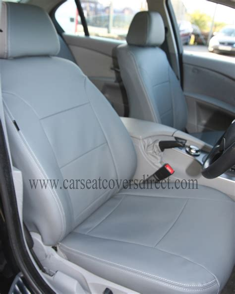 bmw seat covers 5 series bmw 5 series e60 grey seat covers car seat covers direct