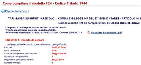 come aprire cassetto fiscale codice tributo 3944 a cosa si riferisce