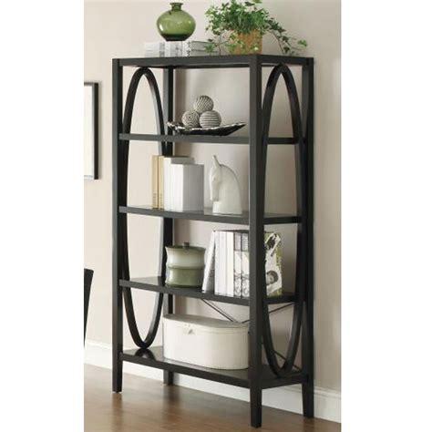 coaster 800465 contemporary open bookcase home