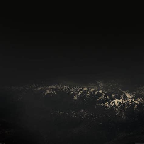 dark view wallpaper me49 the alps dark mountain sky view