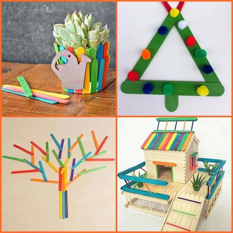 craft stick project ideas popsicle stick craft ideas android apps on play
