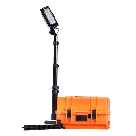 tripod work light portable led lighting system