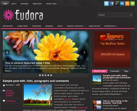 download themes keren e63 kumpulan theme keren untuk wordpress welcome to blog the das
