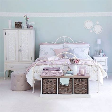 vintage pastel bedroom pastel blue and pink bedroom master bedroom pinterest