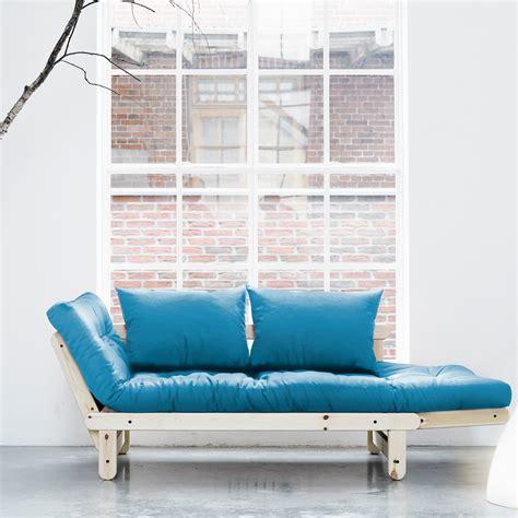 fresh futon beat fresh futon beat natural black frame fresh futon