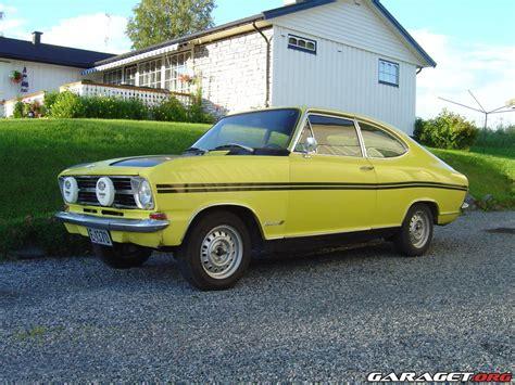 1970 opel kadett rallye opel kadett rallye 1900 1970 garaget