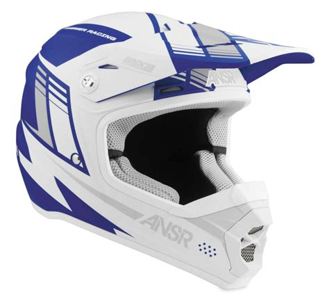 answer motocross helmets answer snx 2 motocross mx helmet ebay