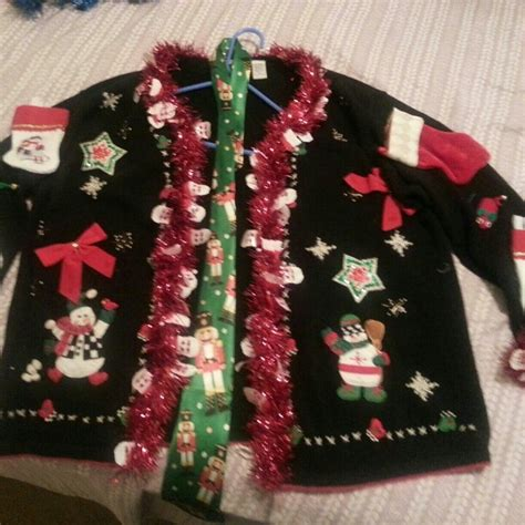images of ugly christmas sweaters homemade diy ugly christmas sweater style and beauty pinterest