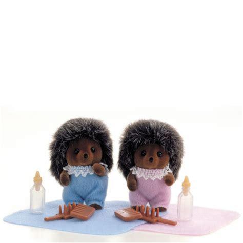 sylvanian family hedgehog baby toys thehutcom