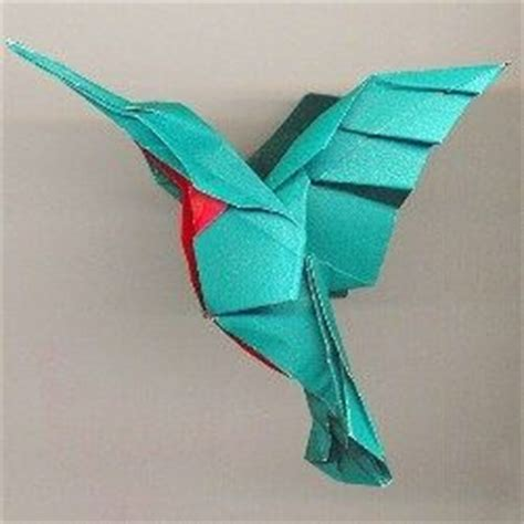 Folding Paper Birds - 33 best retro theme images on