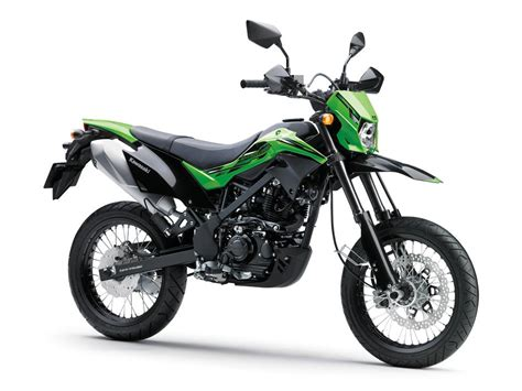 Kawasaki Traker 2016 kawasaki d tracker looks like a ton of
