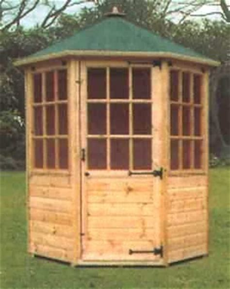 Octagonal Shed by Octagonal Tanalised Details Any Shed Garden Sheds