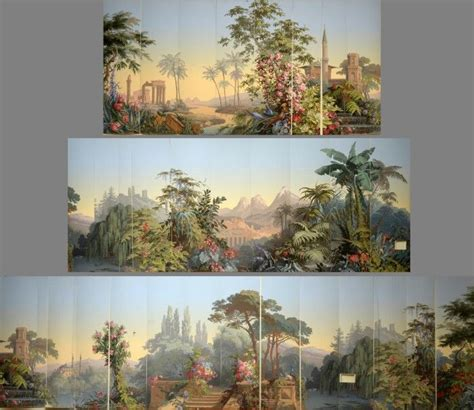 scenic wall murals this is a panoramic wallpaper by the same company who made the of america wallpaper which