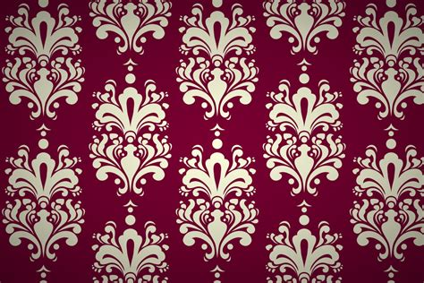 simple vintage pattern background free vintage damask wallpaper patterns
