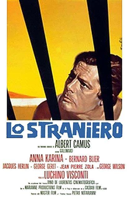 camus lo straniero lo straniero the stranger l 195 169 tranger l etranger 1967 luchino visconti marcello