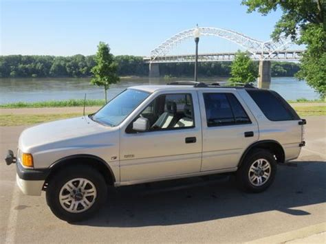 how does cars work 1993 isuzu rodeo windshield wipe control purchase used 1995 isuzu rodeo ls sport utility 4 door 3 2l runs good in new albany indiana