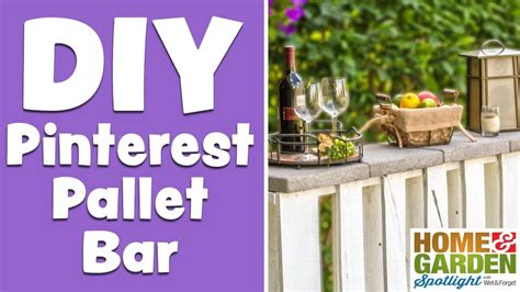 How To Make A Bar Out Of A Dresser by How To Build A Pallet Bar