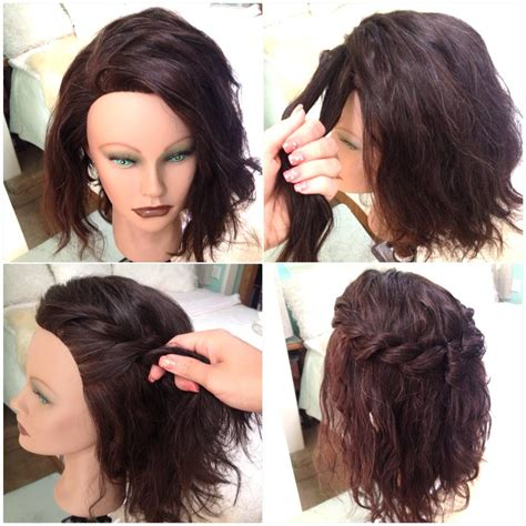 Scrunched Hairstyles by Image Gallery Scrunch Hairstyles