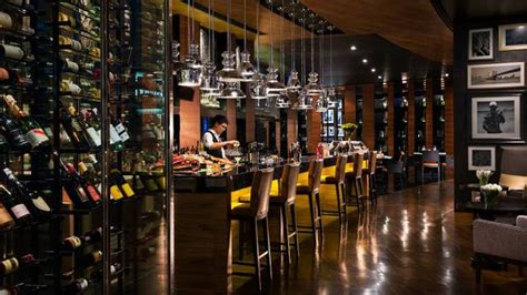 What Is Grill Room by The District Grill Room And Bar Bangkok Marriott Hotel
