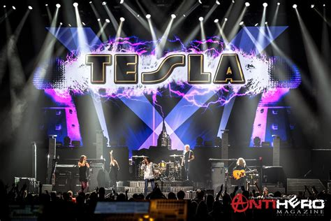 Tesla Concert Concert Photos Tesla At The Alliant Energy Center In