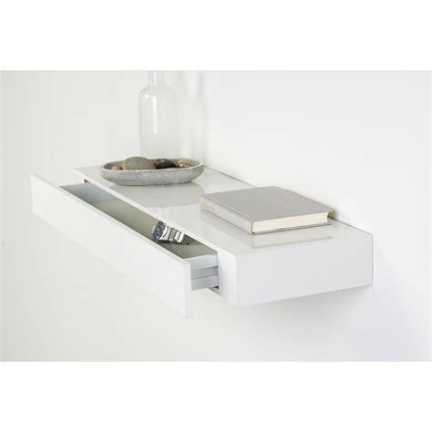 Charmant Tablette Salle De Bain Leroy Merlin #3: etagere-tiroir-blanc-l-48-x-p-25-cm-ep-100-mm.jpg