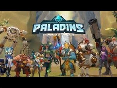 Paladins Giveaway Codes - closed paladins beta code giveaway read the description youtube