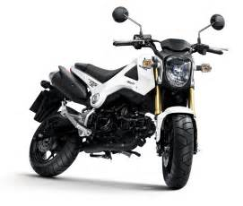 News Motorcycle Honda Msx125 Unveiled News Doble Motorcycles